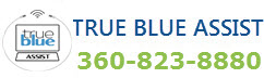 Computer repair and computer maintenance Vancouver WA from True Blue Assist