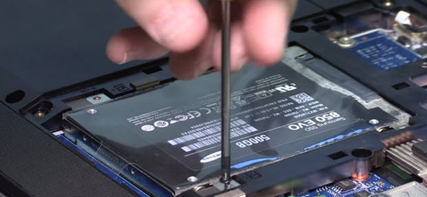 Upgrade your computer with solid state drive.  Get top computer repair, IT network service, computer service,          and virus protection from True Blue Assist